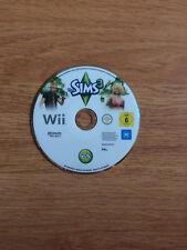 Les Sims 3 pour Nintendo Wii * Disque Seulement *