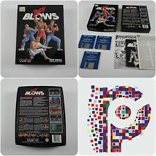 Body Blows A Team 17 Game for the Commodore Amiga Computer tested & working