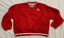 Ohio State Buckeyes Lacrosse Champion Wind Shirt / Jacket Men's Size Extra Large