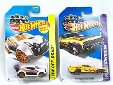 Hot Wheels Lot OFF-ROAD 2014 Fast 4WD 110/250 & 71 Plymouth Road Runner 215/250