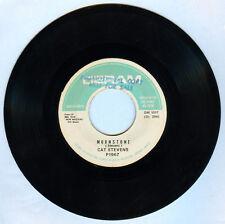 Philippines CAT STEVENS Moonstone 45 rpm PROMO Record