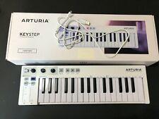 Arturia Keystep MIDI Keyboard mit 32 Tasten und internem Sequenzer - TOP Zustand