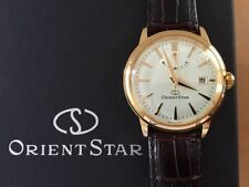 Orient Stainless Steel Case 50 m (5 ATM) Watches