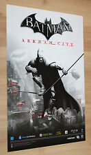 Batman Arkham City / The Lord of the Rings War in the North Poster PS3 Xbox 360