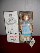 "Vintage 12"" Shirley Temple Doll ST-12 Ideal MIB"