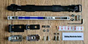Space Pro sliding wardrobe door soft close unit 3828-TA C1-2 zimmer E050-08-124