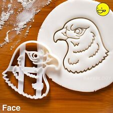 Hawk cookie cutter | Ornithology bird forest wildlife birthday party zoo zoology