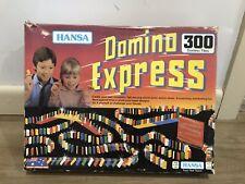 Vintage Hansa Domino Express set 1980s
