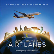 Living In The Age Of Airplanes - Complete - Limited Edition - James Horner