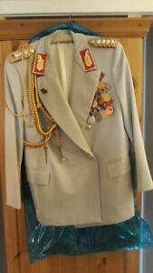 Dienstjacke General NVA Uniform nicht Wehrmacht Orden Gr 50