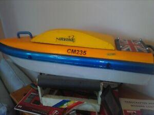 rc nitro boat