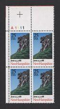 US - 1988 - SCOTT 2344 PLATE BLK 4, MNH - NEW HAMPSHIRE RATIFIES CONSTITUTION