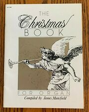 The Christmas Book for Organ James Mansfield Lorenz Publishing 1991