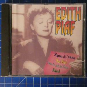 Edith Piaf trend CD T440