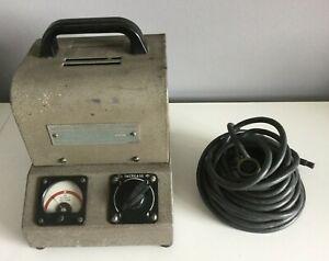 Bell & Howell Projector Transformer 190 - 250 Volts -110v 1 Phase Transformer