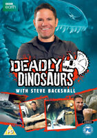 Deadly Dinosaurs With Steve Backshall DVD (2018) Steve Backshall cert PG 2