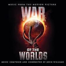 War of the Worlds [Music from the Motion Picture] (CD, Jun-2005, Decca (USA))