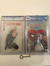 Amazing Spider-Man Renew Your Vows #1 & Superior Spider-Man #20 Variant CGC 9.8
