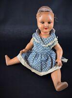 poupée (poupon) Rare et ancienne GÉGÉ N°8 déposé COLLECTION
