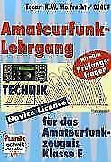 Amateurfunk-Lehrgang für das Amateurfunkzeugnis Klasse E von Eckart K. Moltrecht (2016, Taschenbuch)