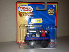 Thomas' friend Handcar-for wooden tracks-NIP #98040 retired-not a China fake