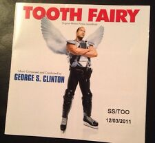 George S. Clinton - Tooth Fairy (Original Soundtrack, 2010) The Rock CD