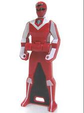 Power Rangers Sentai Selection Mini Key Figure Maskman Hikari Red BRAND NEW UK