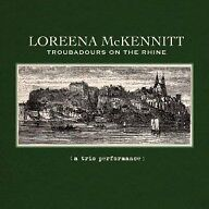 LOREENA MCKENNITT TROUBADOURS ON THE RHINE CD NUOVO E SIGILLATO !!