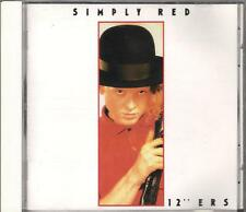 "SIMPLY RED-RARO CD JAPAN""12"" ERS"""