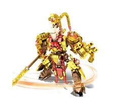 The Glory Monkey King Soldiers Building Blocks Bricks Sets Models Figures Toys