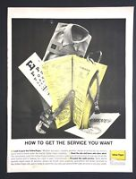 Life Magazine Ad YELLOW PAGES America's Handiest Shopping Guide