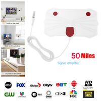 vhf - bereich tv - antenne signal - verstärker 50miles spektrum digital - tv