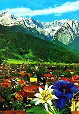 Garmisch-Partenkirchen ,Ansichtskarte
