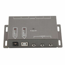 IR Infrared Wireless Remote Control Extender Repeater 4-Emitter for Foxtel IQ2