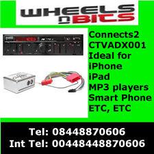 AUDI A3 Upto 2005 MP3 iPod iPhone iPad Aux Input Interface Adaptor CTVADX001