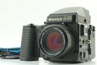 【MINT Lens & Exc+5 Body】 Mamiya M645 Super + Sekor C 80mm f/2.8 N From Japan 937