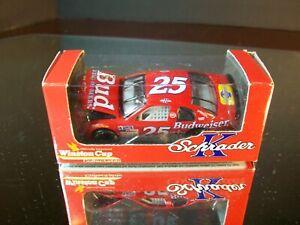 Ken Schrader #25 Budweiser 1995 Chevrolet Monte Carlo 10,080 1:64 RCCA