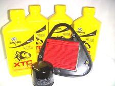 Kit D'Entretien Huile Bardahl 10W40 XTC C60 Honda VT 600 C Shadow VLX 1988>1993