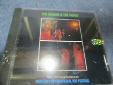 Monterey International Pop Festival by The Mamas & the Papas (One Way) BRAND NEW