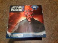 100 Piece Star Wars Lenticular Puzzle BRAND NEW