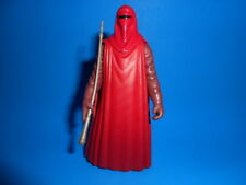 Star Wars 1997 POTF Vintage Style Emperors Royal Guard ~ With Electro Staff