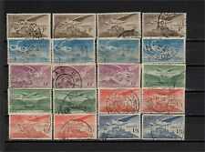 Ireland #C1 / C7 Lot of 20 stamps Used