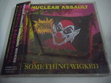 NUCLEAR ASSAULT-Something Wicked JAPAN 1st.Press w/OBI  Metallica Anthrax AC/DC