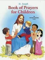 (Good)-Saint Joseph Book of Prayers for Children (Hardcover)-Lovasik S.V.D., Rev