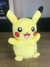 Tomy - My Friend Pikachu Soft Toy Plush - Red Light Up Cheeks, Talking Noises.