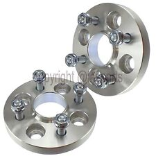 4 Lug Hubcentric Wheel Spacers 4x100 20mm | 2pcs | Fits 4 LUG BMW AUDI VW | 57.1