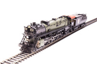BROADWAY LIMITED 5640 HO Great Northern S-2 4-8-4 2575  Paragon3 Sound/DC/DCC