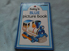 1978 Ladybird Book Baby's Blue Picture Book