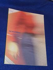 catalogue VITRA mobilier de BUREAU ad hoc office ART antonio CITTERIO glen o.löw