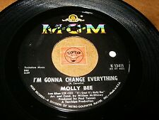 MOLLY BEE - I'M GONNA CHANGE EVERYTHING - TOGETHER AGAIN - LISTEN - GIRL POPCORN